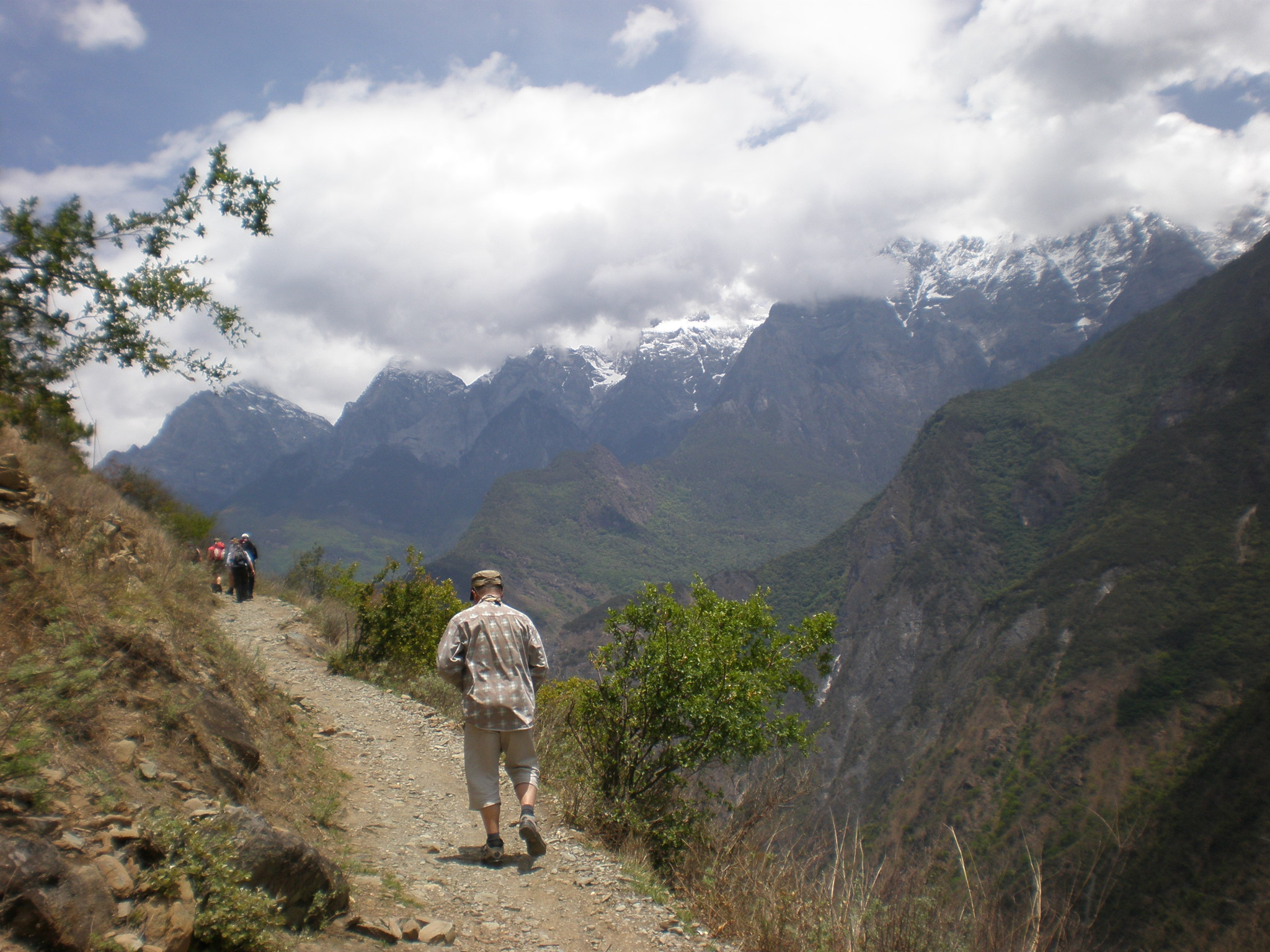 Photo from Tiger Leaping Gorge.
