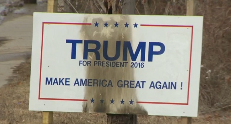 Three GOP Offices Hit By Vandals And Burglars In Less Than Two Weeks Featured