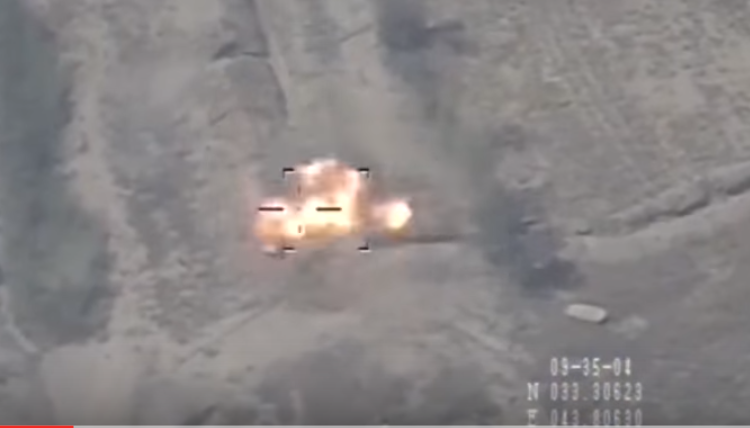 A Few Of The Best Pieces Of Footage Of The Iraqi Air Force Destroying ISIS In Fallujah Featured