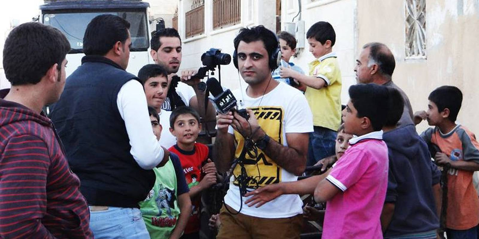 Op-Ed: Syrian Ex-Pats Connect With Citizen Journalists To Shine A Light On Suffering Featured