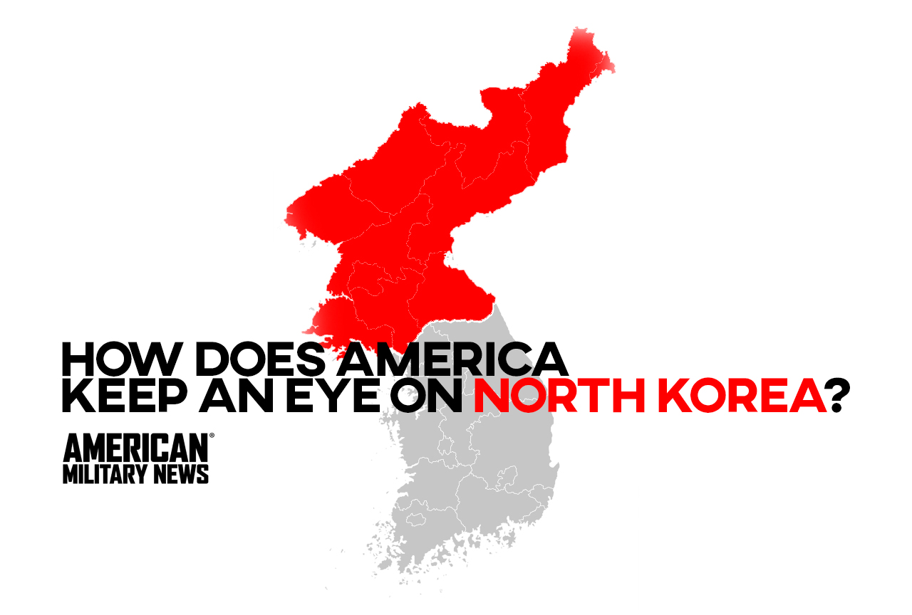 How the United States Keeps an Eye on North Korea Featured