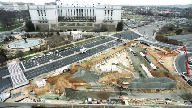 American Veterans Disabled For Life Memorial Shapes Up In Time Lapse Video Featured