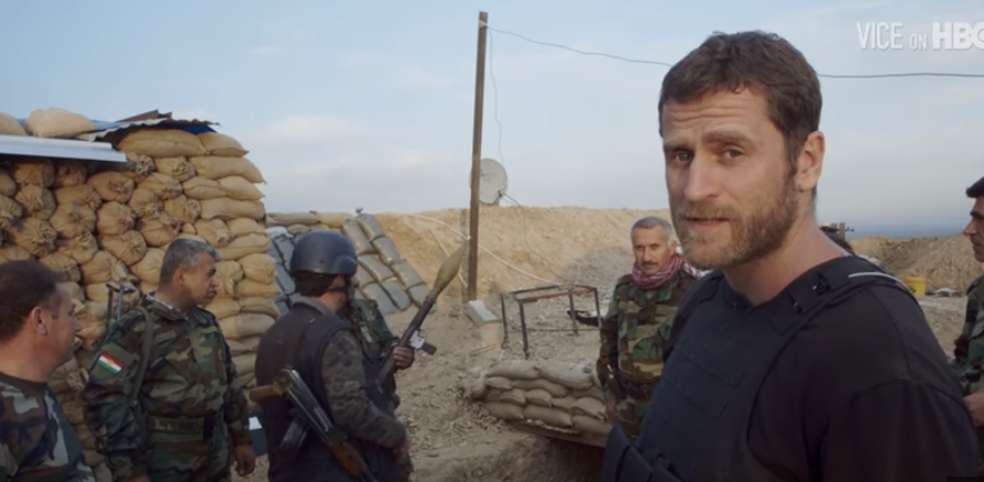 "Watch Vice's Full Episode Of ""Fighting ISIS"" From Start To Finish Featured"