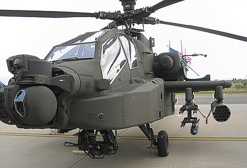 Army To Upgrade AH-64E Apache Sensors Featured
