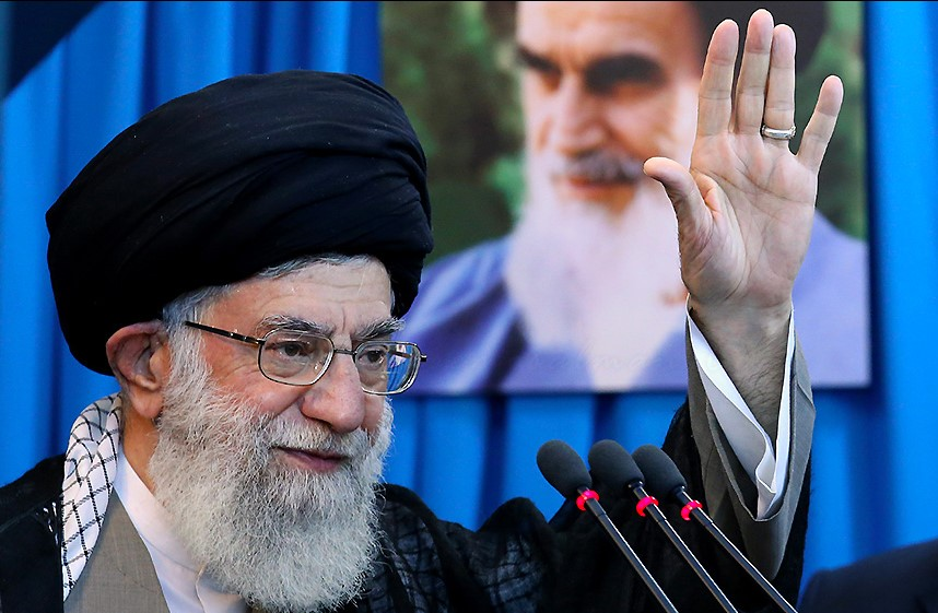 ayatollah khamenei - Iran's Supreme Leader mocks the US over Charlottesville