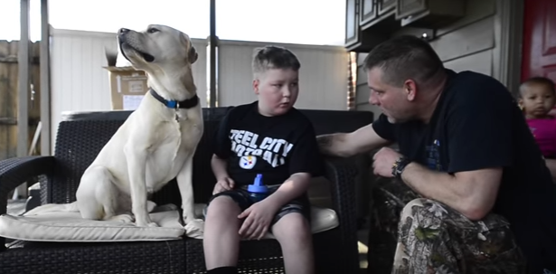 Army Veteran Father Attempts To Give His Dying Son A Lifetime Of Memories Featured