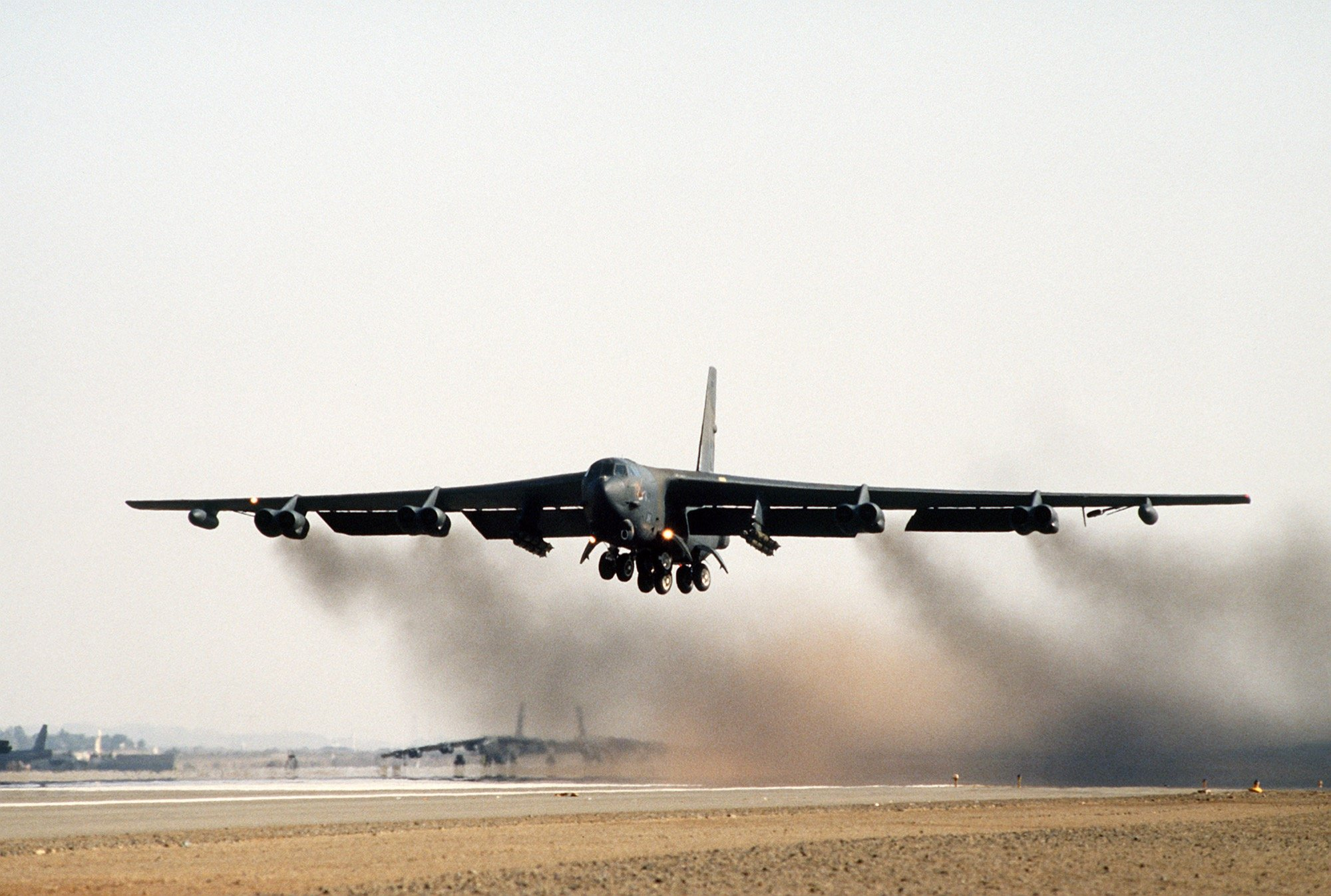 The Air Force and US Strategic Command say they aren't planning to put nuclear bombers on 24-hour alert Featured