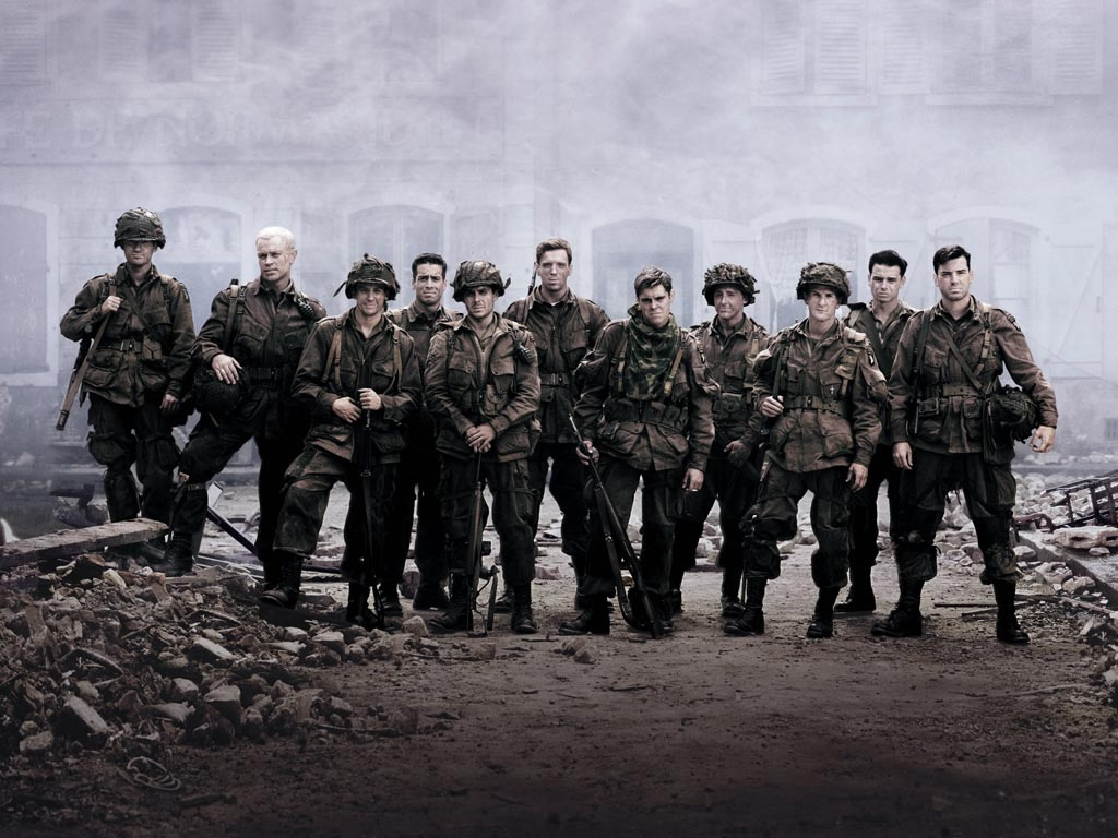 "Listen To The Real ""Band Of Brothers"" Explain How They Made Captured German Soldiers Talk Featured"