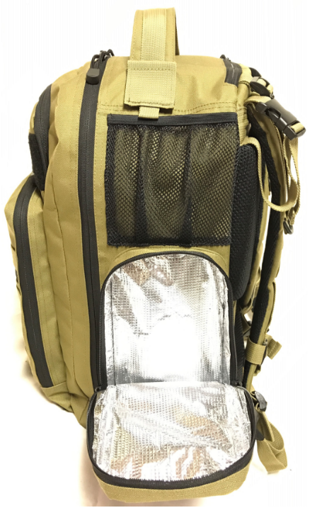 bb - Gear Review: 'High Speed Daddy' Tactical Diaper Bag