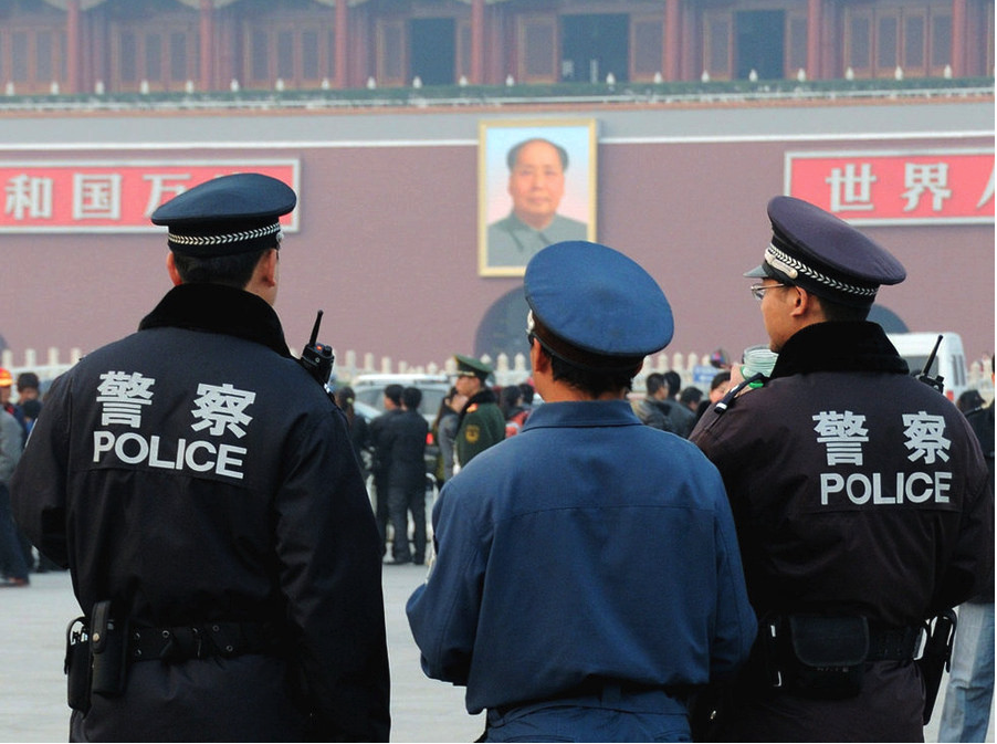 Chinese police track down dissident using facial recognition