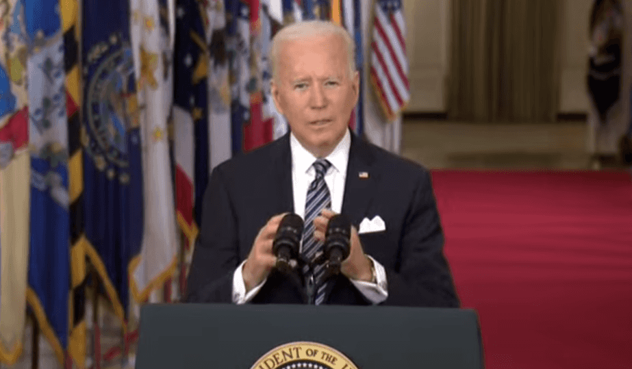 biden 2 - U.S. Navy Commissions Warship Named For Gun Control Advocate Gabby Giffords