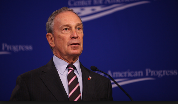 Bloomberg Gun Control Group Pledges $25 Million To Fight National Reciprocity Featured