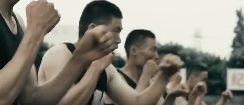 Watch This Official Chinese Military Rap Recruitment Video Featured