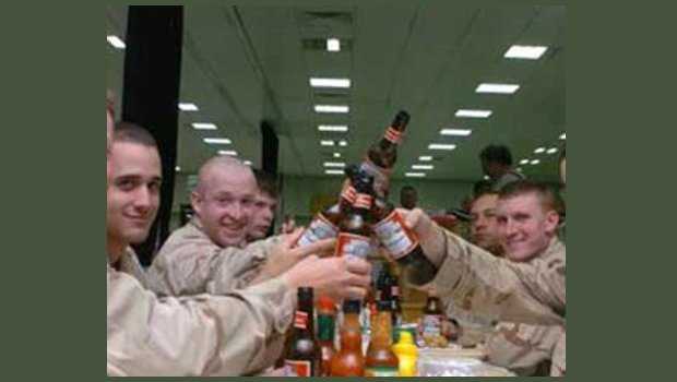 Study: Alcohol Use Lower Among Combat Vets Who Have Killed Featured