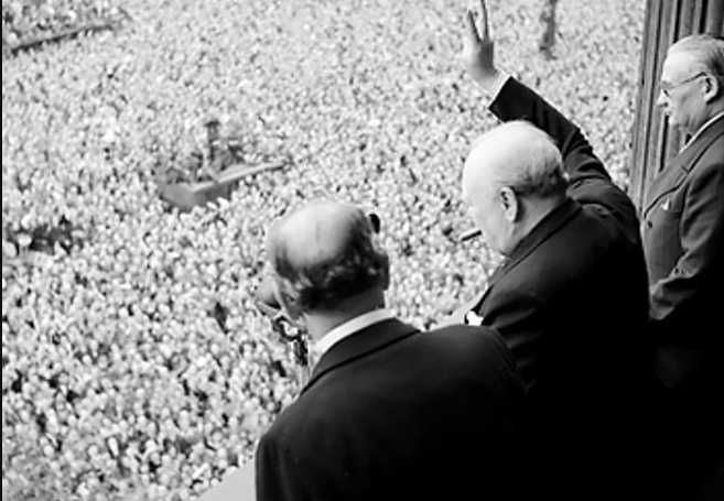 This Day In History: Victory In Europe Day Is Celebrated Featured