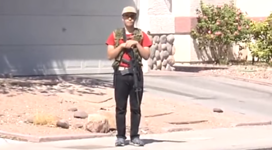 Must Watch: Armed One Man Neighborhood Patrol – Vote: Do You Approve? Featured