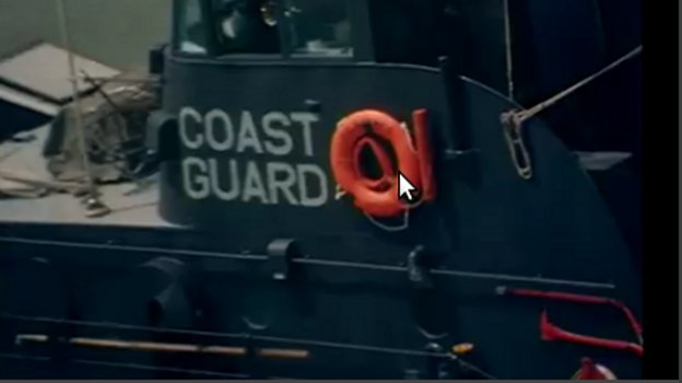 When the Coast Guard Went To War Featured