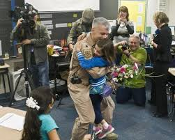 Deployed Air Force Colonel Gives 9-Year-Old The Biggest Surprise Ever Featured