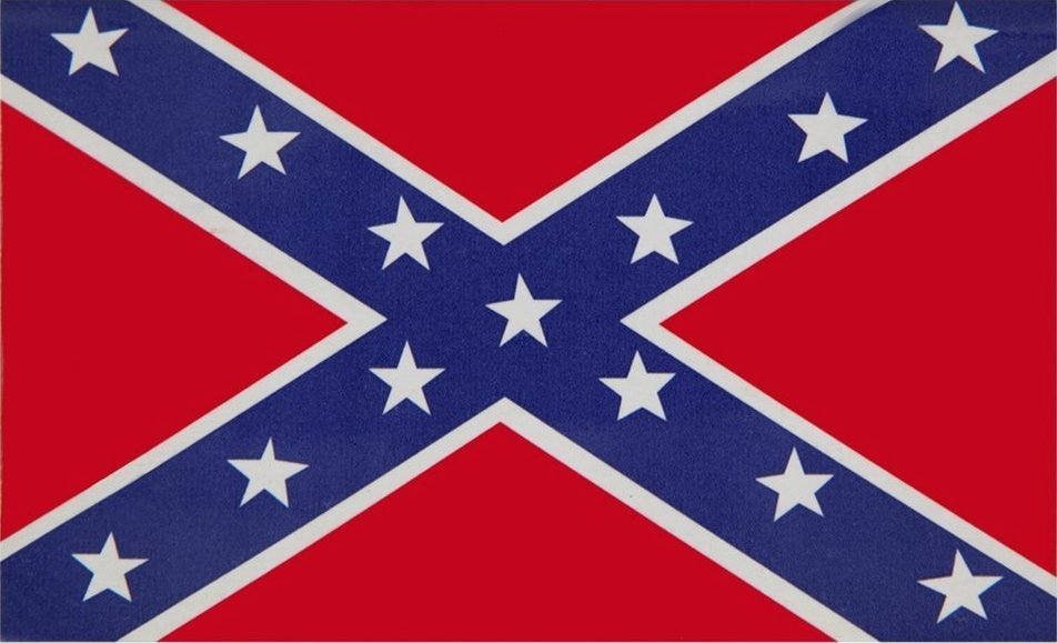 confederate battle flag - Vandals Steal 70 Confederate Flags From Veteran Graves