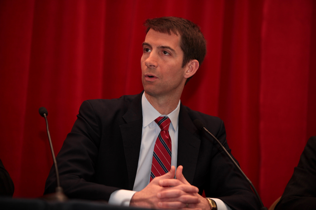 Senator Tom Cotton Fighting To Stop Obama From Implementing Dangerous New Nuclear Weapons Policy Featured