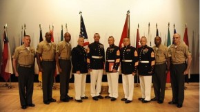 Command and Staff College Enlisted Grads