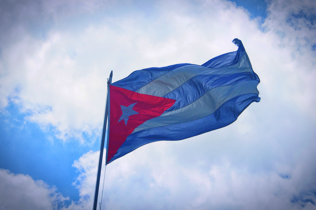 cuba flag - Op-Ed: Experiencing both sides of the wire in Cuba, both at Guantanamo Bay and Havana