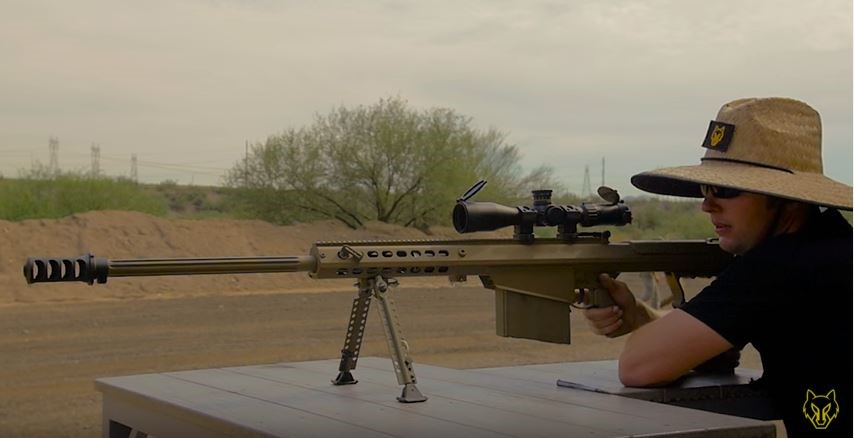 (WATCH) Can A 50 Cal Stop A Running Engine? Featured