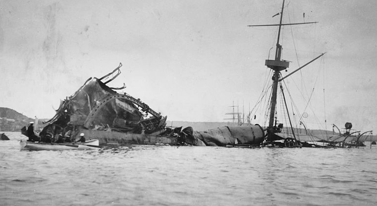 This Day In History: The USS Maine Exploded In Cuba's Havana Harbor Featured