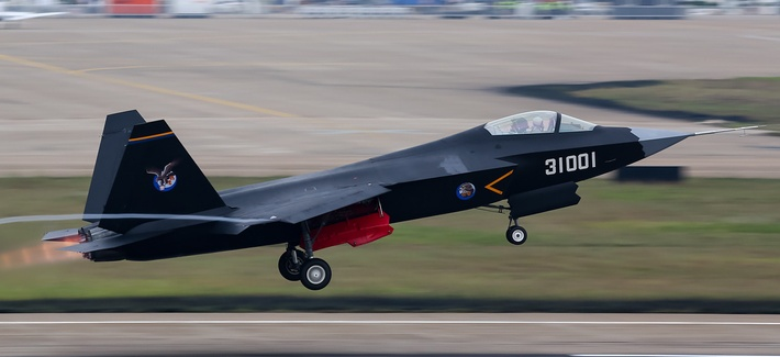 Did China Steal U.S. Military Data To Design Their New Fighter Jet? Featured