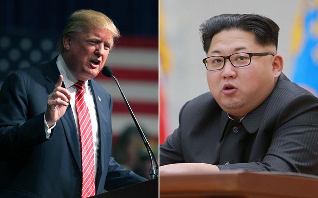"Trump: Hillary Is A ""Rank Amateur"" Regarding North Korea Featured"