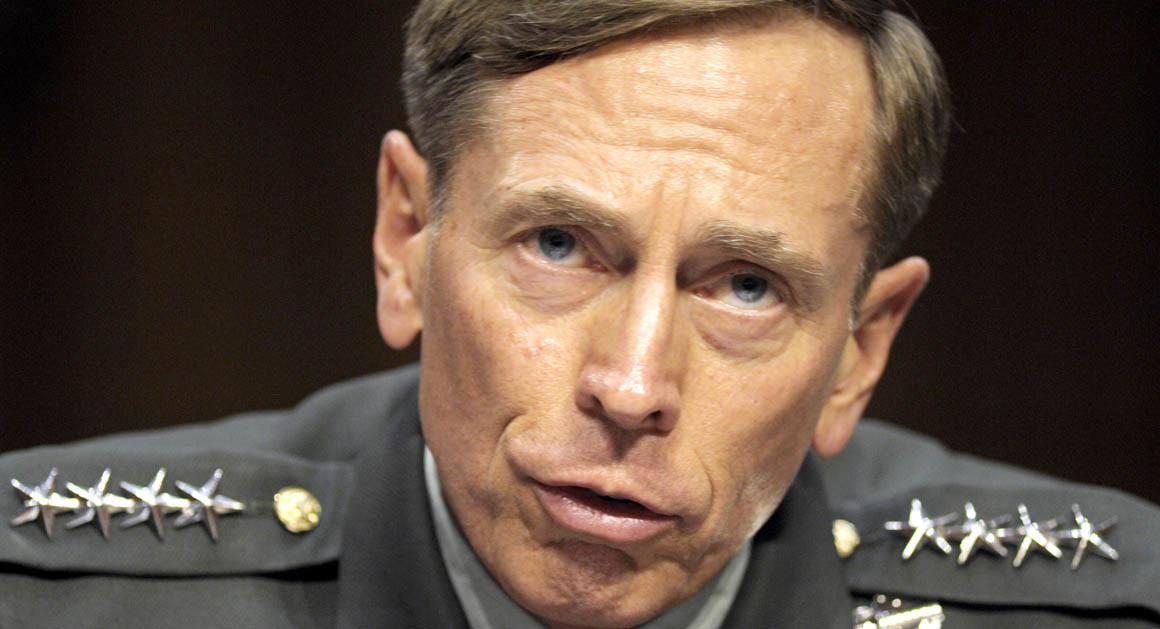 Author: Petraeus's Interest In Eisenhower Overcoming Affair Seemed Eager About Presidential Run Featured