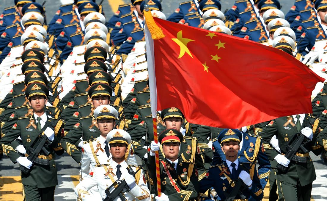 China Is Now Pursuing A Stronger Military Alliance With Syria Featured