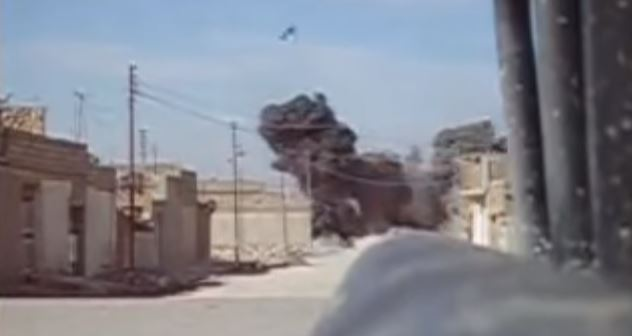 This Classic Combat Footage Proves You Should Never Shoot A Tank With A Rifle Featured