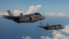 F-35 Fire Problem Still Mysterious