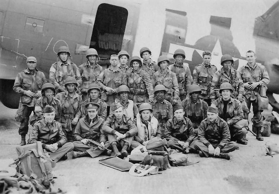 """fb235d7c e847 48ff b5f9 84d0b8a54a8f - Op-ed: History's Other 300: """"First In, Last Out"""" For The Battle Of Normandy, The 300  Airborne Pathfinders of The D-Day Invasion"""