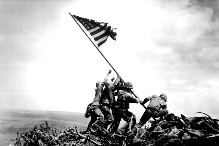 """Marine Corps: """"One Of The Men In Iconic Iwo Jima Photo Is Misidentified"""" Featured"""