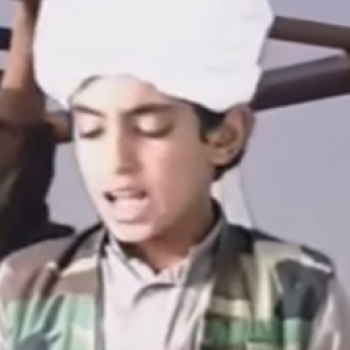 hamza bin laden 320x320 - Osama bin Laden's son criticizes Saudi Arabia with video message as he leads an al-Qaeda revival