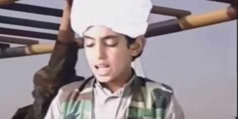 Osama bin Laden's son criticizes Saudi Arabia with video message as he leads an al-Qaeda revival Featured