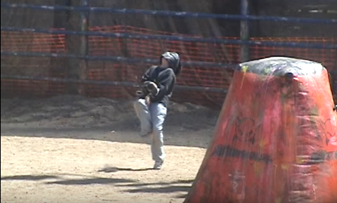 (VIDEO) You Gotta See This Epic Paintball Headshot Featured