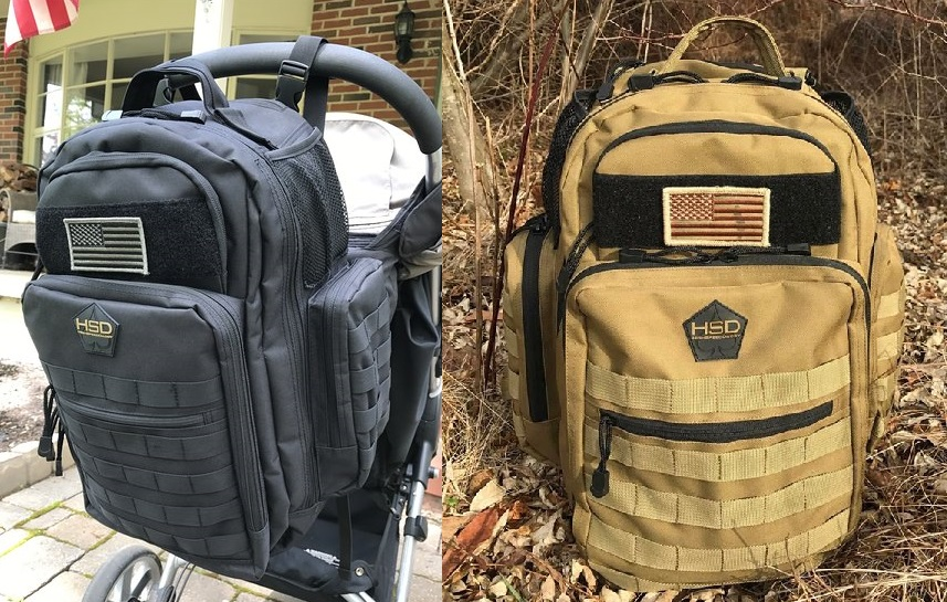 Gear Review High Speed Daddy Tactical Diaper Bag