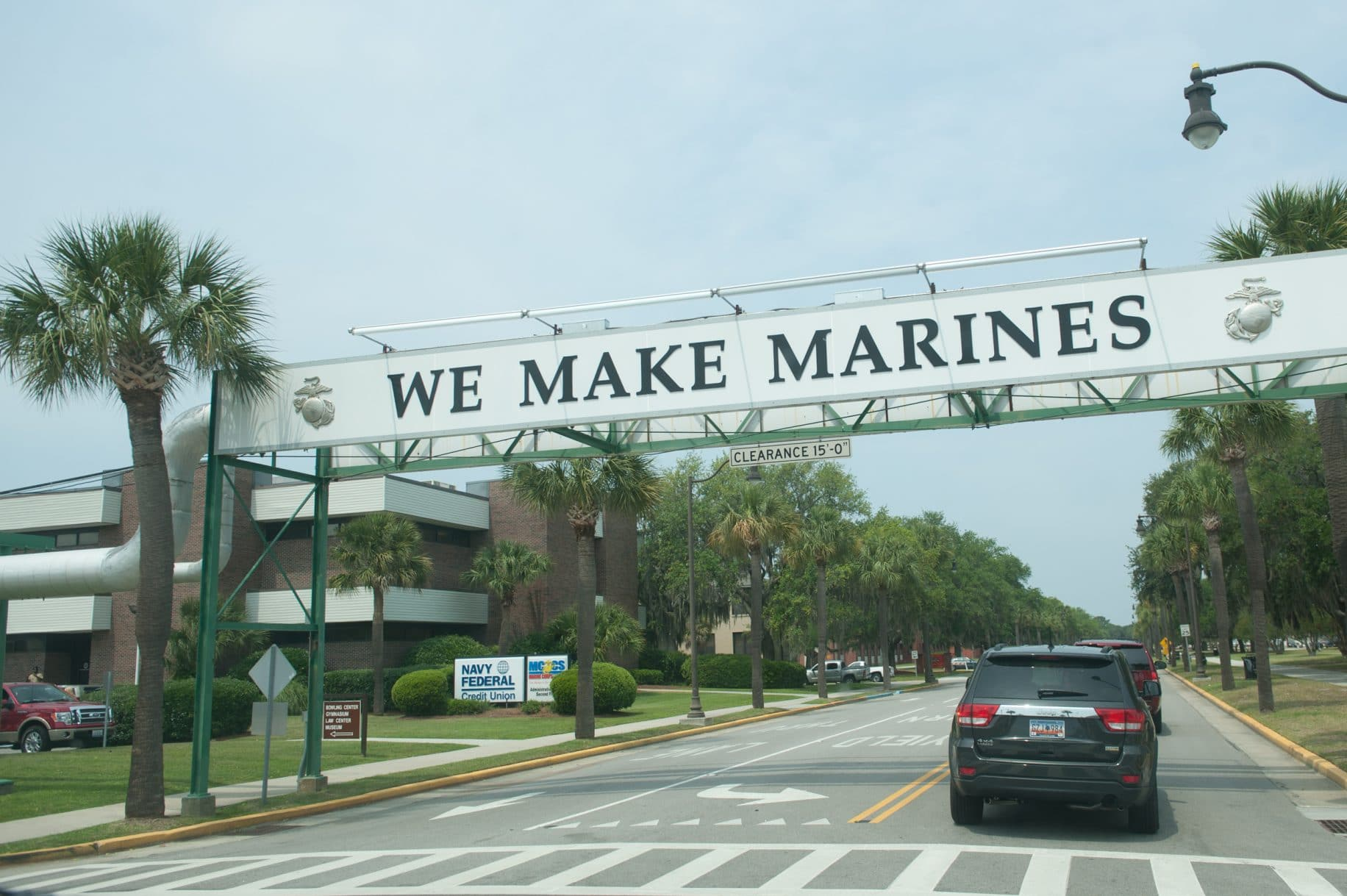 Nancy Mace is making 'outlandish' Parris Island closure claims, these Marines say