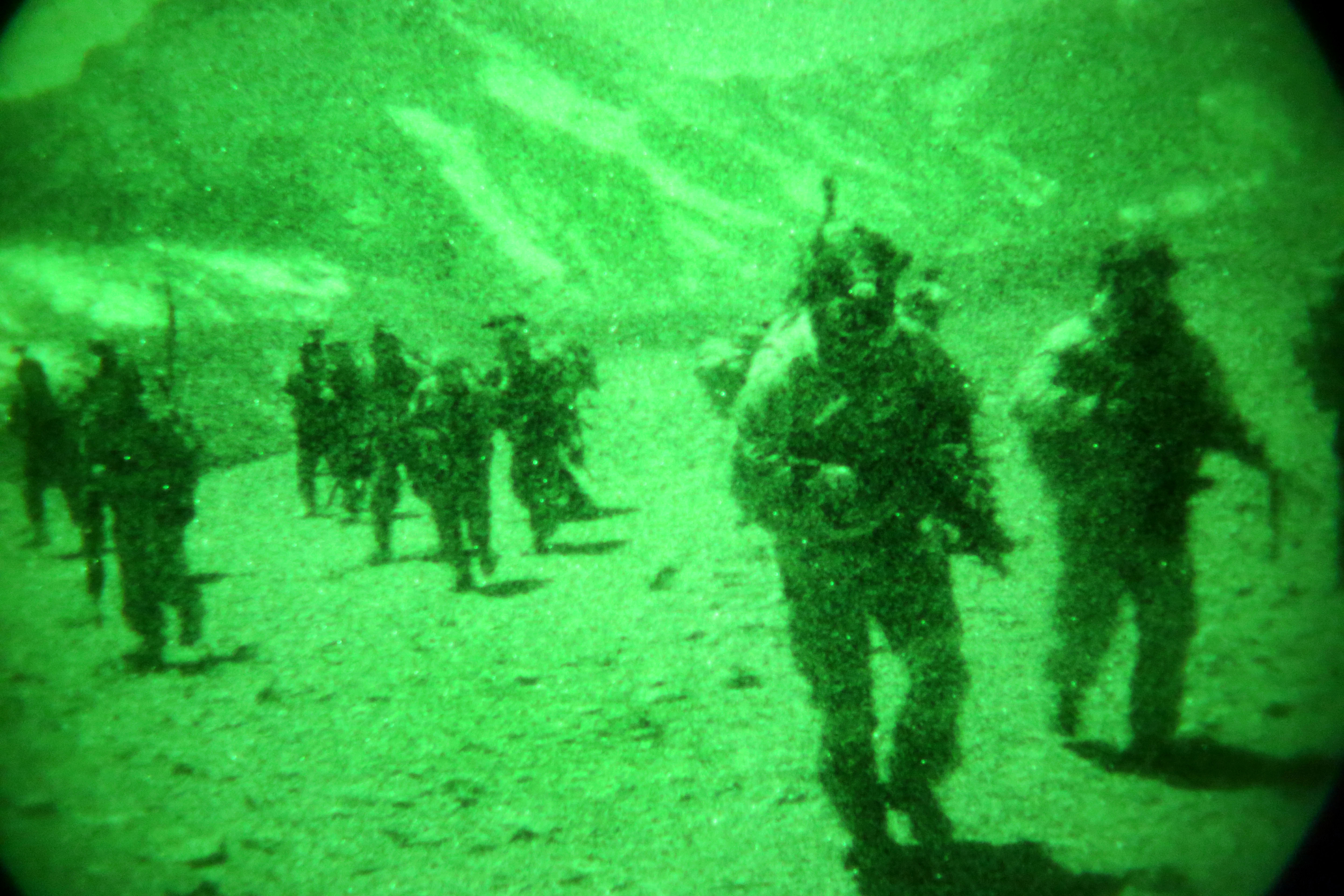 ANSF-led Parwan operation disrupts high threat insurgent area