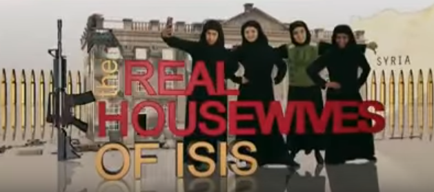 """(VIDEO) BBC Airs """"Real Housewives Of ISIS"""" Comedy Sketch Featured"""
