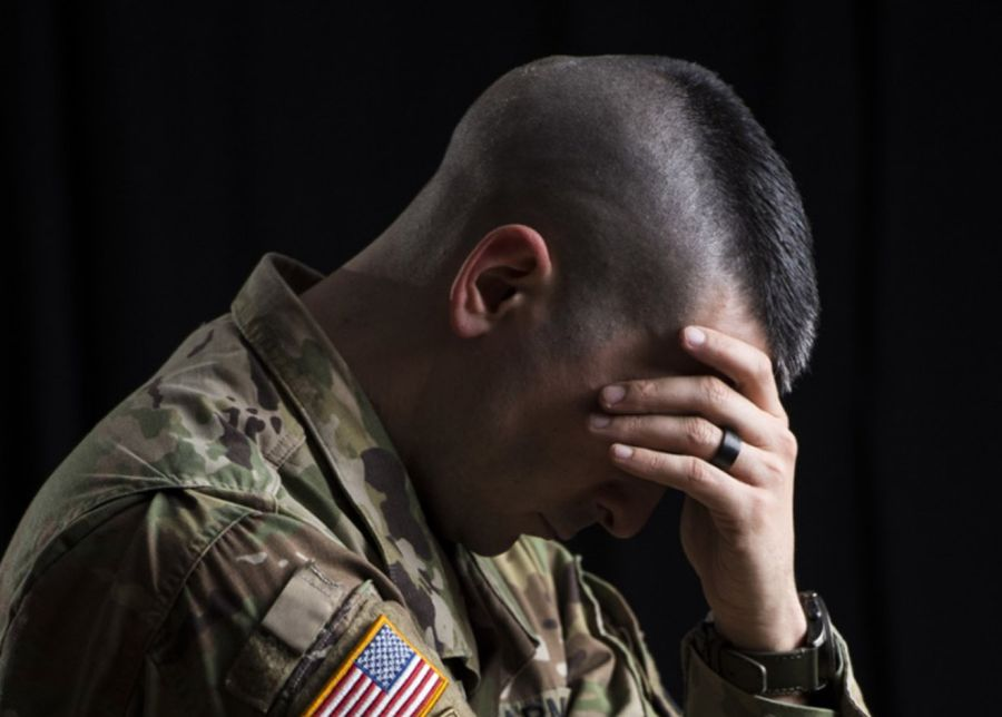 Soldiers urged to 'speak up' about possible suicide