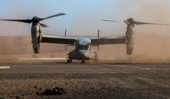 Marines & French Special Forces Participate In Parachuting Operations Featured