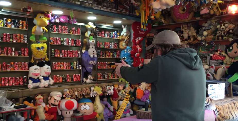 Watch what happens when world famous Instructor Zero takes on a carnival game Featured