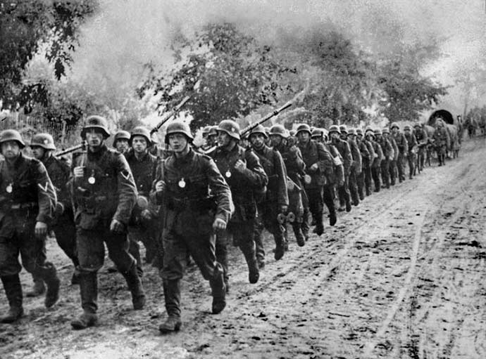 This Day In History: Germany Invades Poland, Marking The Start Of World War II Featured