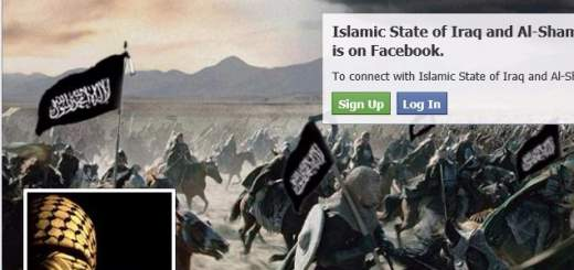 isis facebook page2 520x245 - Facebook is using AI and thousands of employees to weed out terrorists