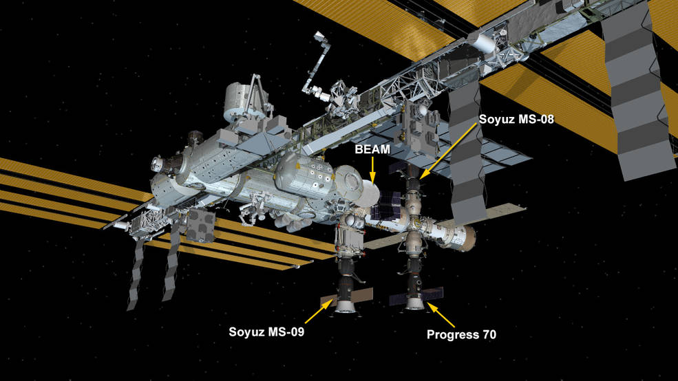 NASA discovers source of leak aboard International Space Station