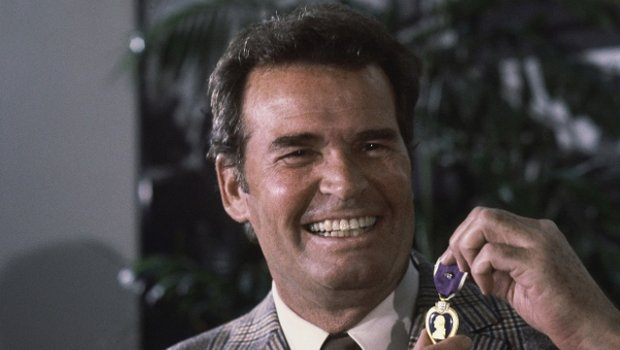 RIP James Garner, Purple Heart Korean War Veteran Featured
